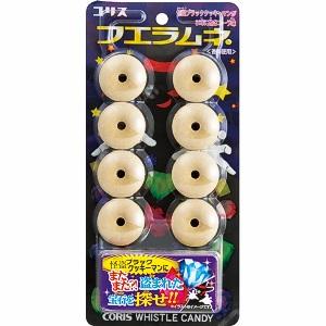 フエラムネ 怪盗コーラ味 おもちゃ箱付 20入