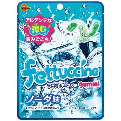 フェットチーネグミ ソーダ味 10入