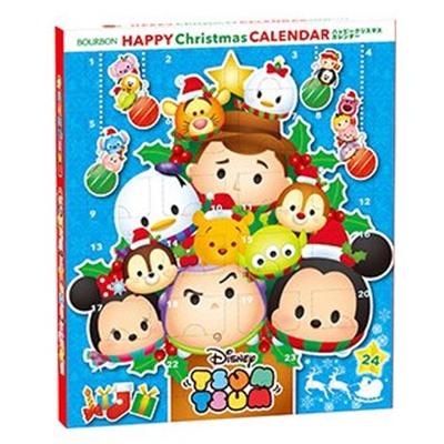 ブルボン ハッピークリスマスカレンダー(ディズニーツムツム)