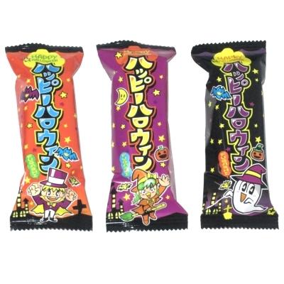 ハロウィンふ菓子 15本入 【送料サービス対象外商品】