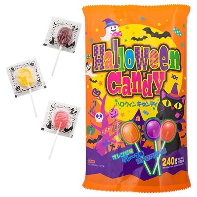 ハロウィンキャンディ棒付 1袋