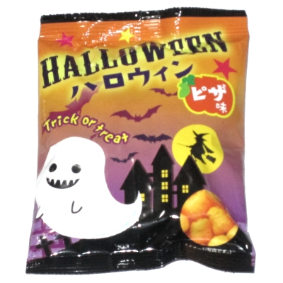 ハロウィンスナックピザ味 30入 【送料サービス対象外商品】