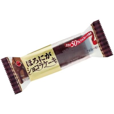 ブルボン ほろにがショコラケーキ 9入