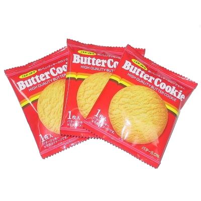 イトウ製菓 1枚バタークッキー 25入