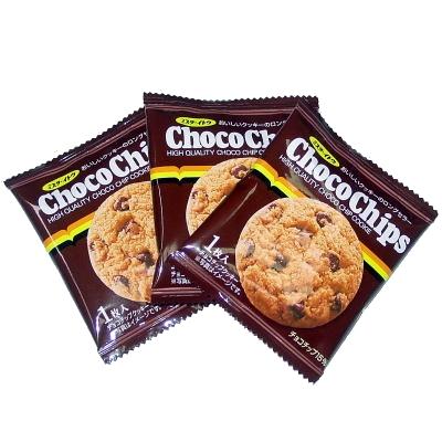 イトウ製菓 1枚チョコチップクッキー 25入