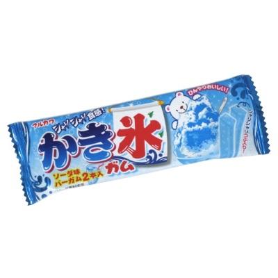 かき氷ガム ソーダ味 20入