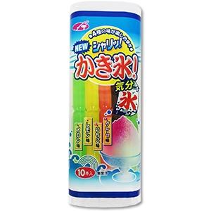 かき氷!気分【送料サービス対象外】 1袋(10本入)