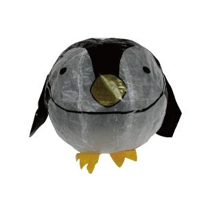 紙フーセン どうぶつ1号 ペンギン 1枚