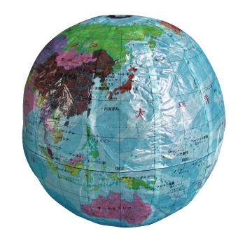 紙フーセン 地球6号 1枚