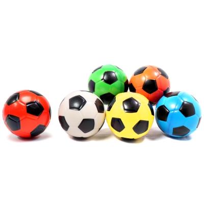カラフルソフトサッカーボール 6入