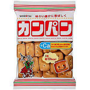 三立製菓 小袋カンパン100g 15袋入