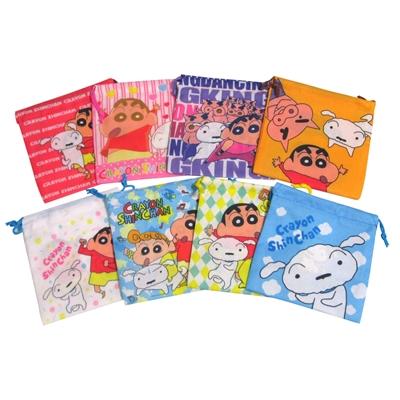 クレヨンしんちゃんカラフルキュート巾着袋 駄菓子詰め合わせ 1個