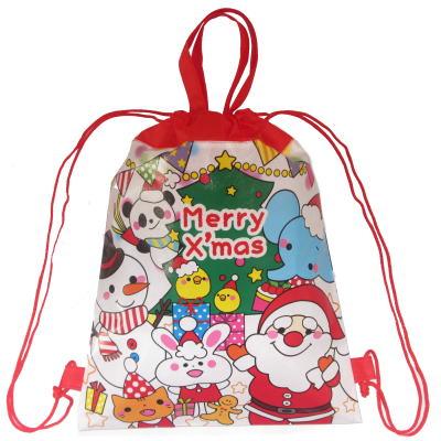 クリスマス2WAYバック駄菓子詰め合わせ 1個