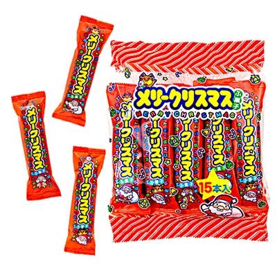 クリスマスふ菓子 15入 【送料サービス対象外商品】
