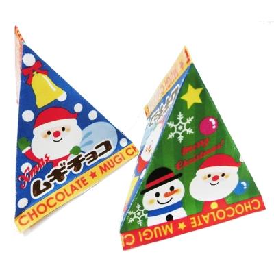クリスマス 麦チョコテトラ 100入