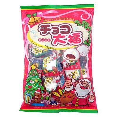 クリスマスチョコ大福 30入