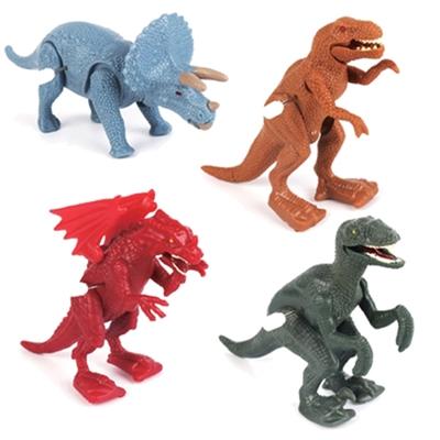 恐竜ゼンマイ 4入