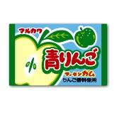 丸川製菓 青りんごガム 60入
