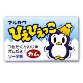 丸川製菓 ひえひえっこガム 60入