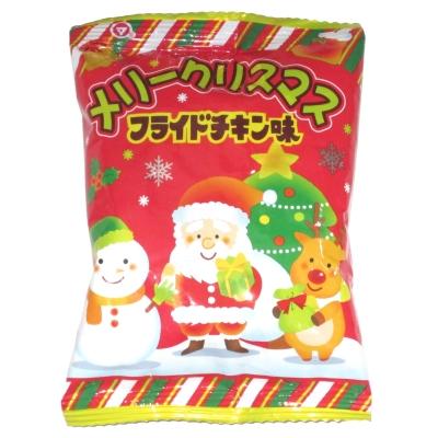 メリークリスマスフライドチキン味 30入 【送料サービス対象外商品】
