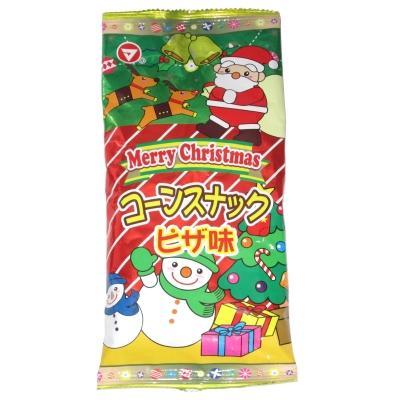 クリスマスコーンスナックピザ味 20入 【送料サービス対象外商品】