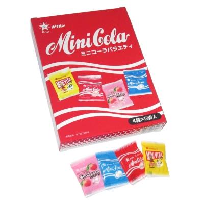 ミニコーラバラエティ(4種×5袋入)