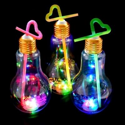ミニオンズ光る電球ボトル500ml 15個入
