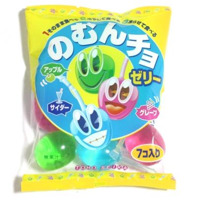 7個入 のむんチョゼリー 1袋 【送料サービス対象外商品】