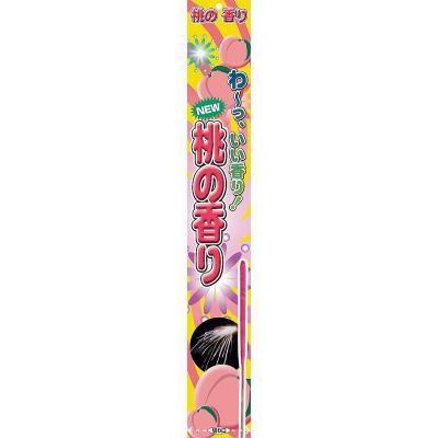 ニュー桃の香りスパーク(4本袋入)