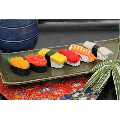 おもしろ消しゴム お寿司 60入
