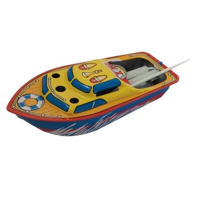 ブリキ玩具ポンポン船 ポンポン丸 1個