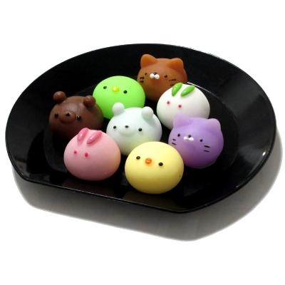ぷにゅぷにゅアニマル饅頭 25入