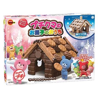 ブルボン プチクマのお菓子のおうち 1箱