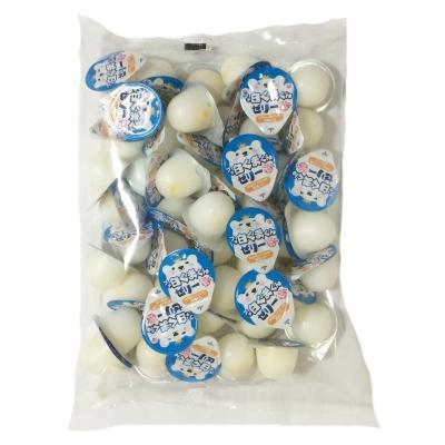 金城製菓 50個入 プチ白くまくんゼリー(練乳風味) 1袋