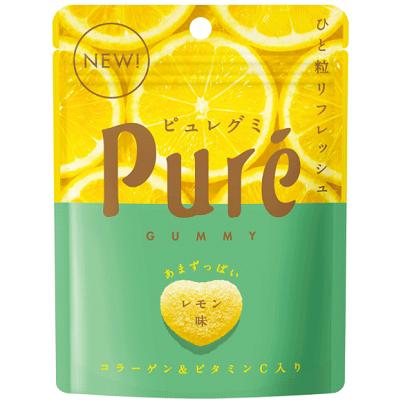 ピュレグミ レモン 6入