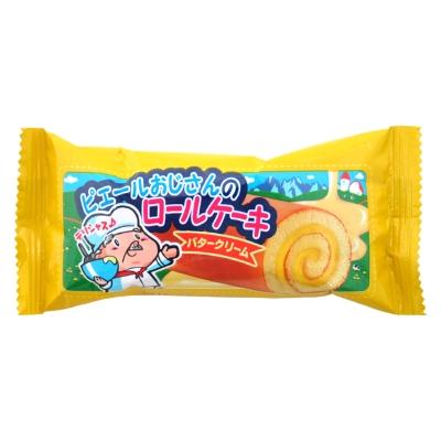 ピエールおじさんのロールケーキバタークリーム 24入
