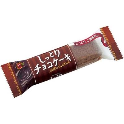 ブルボン しっとりチョコケーキ 9入