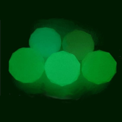 スーパーボール32mm 光るクリスタル 25入