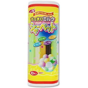 すっきりミルクシャーベット【送料サービス対象外】 1袋(10本入)