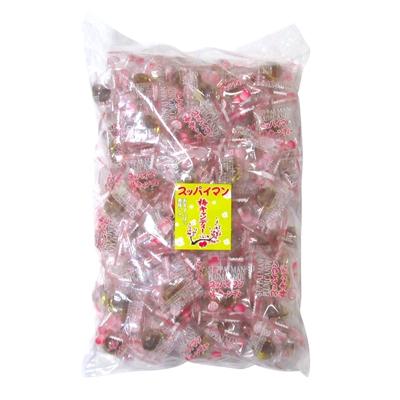 スッパイマン梅キャンディ800g(約120個入) 1袋