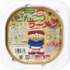 しんちゃん とんこつラーメン 30入 【送料サービス対象外商品】