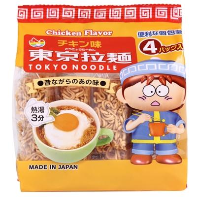 東京拉麺チキン120g(30g×4P)×12袋入