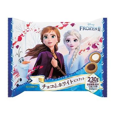 チョコ&ホワイトビスケットFS(アナと雪の女王)