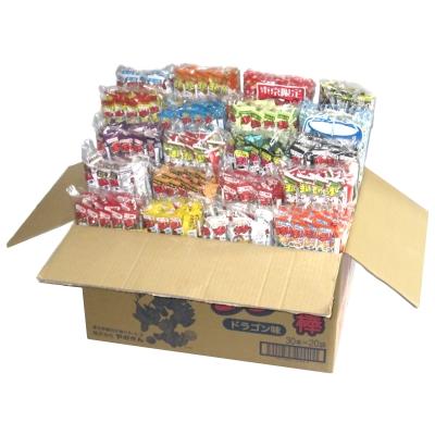 うまい棒 詰め合わせセット(15種600本)【送料サービス対象外商品】
