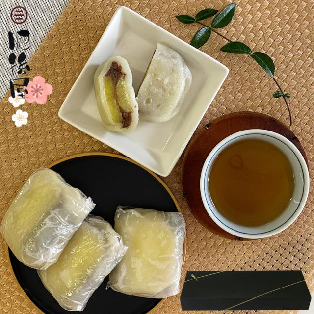いきなり団子(白)2