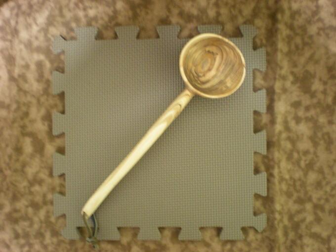 オリーブ木製食器