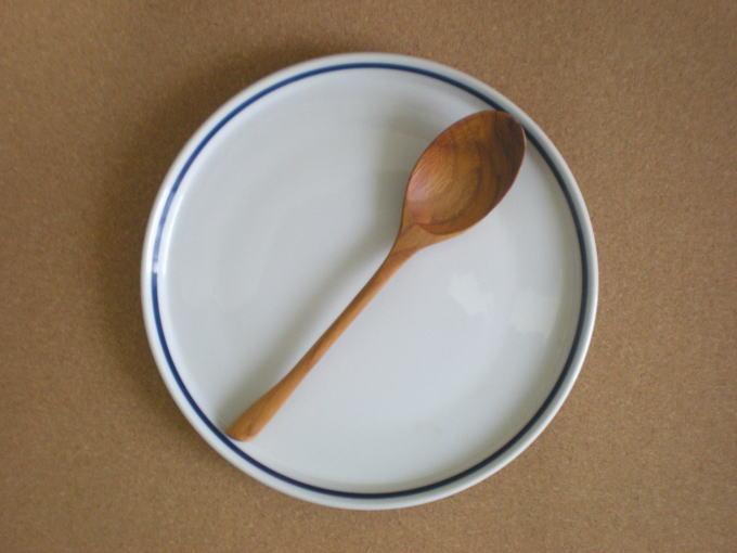 木製食器チーク材