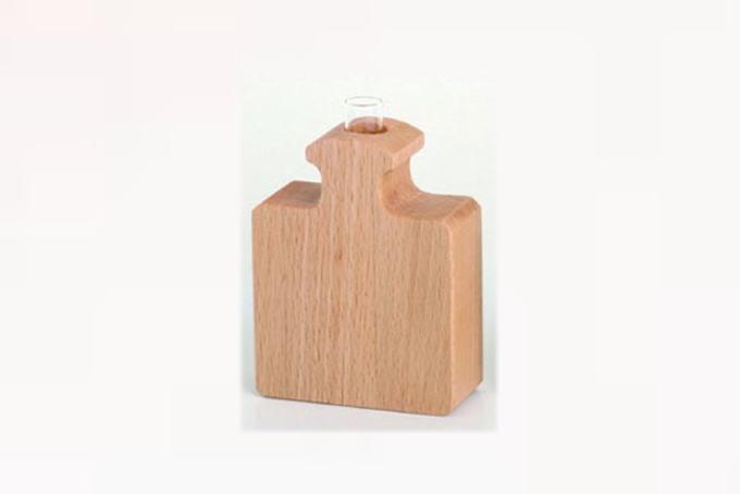 木製一輪挿し