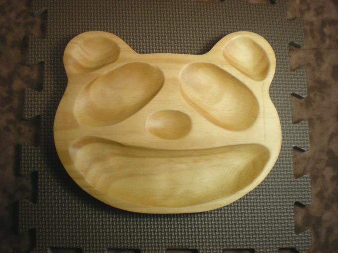 パイン木製トレー