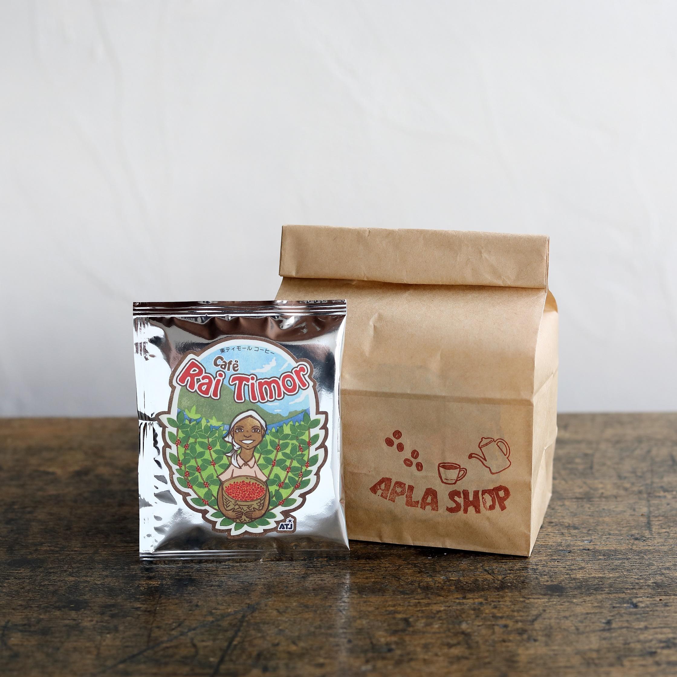 東ティモール ドリップバッグコーヒー お手軽10袋セット